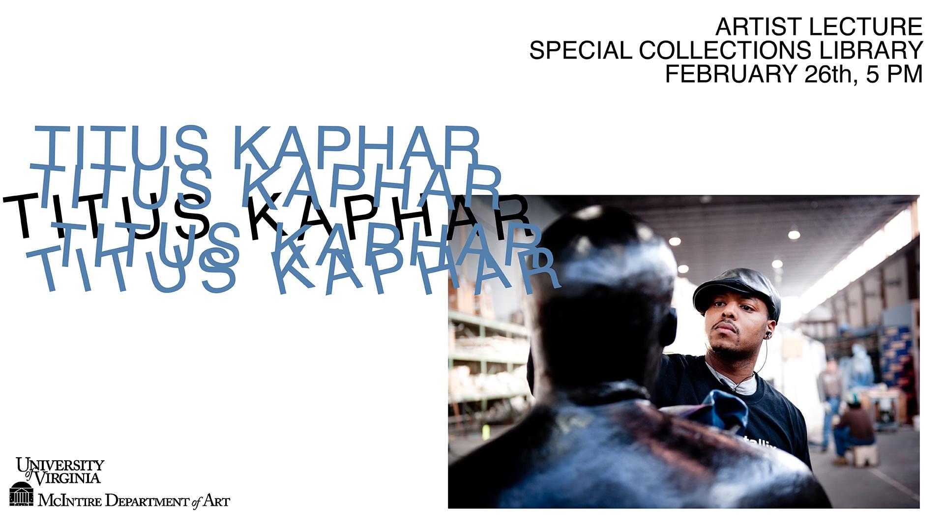 Titus Kaphar Poster