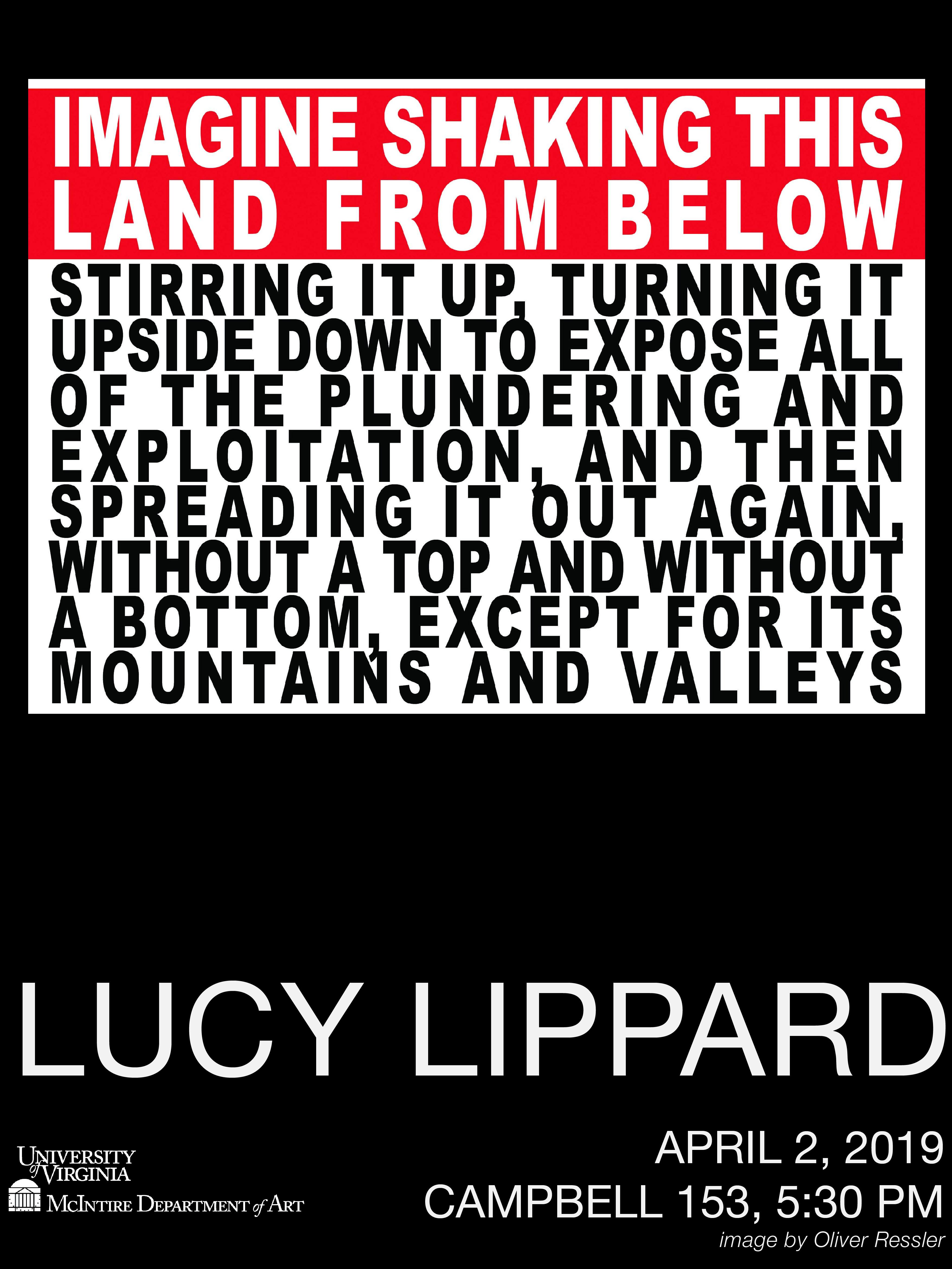 Lucy Lippard